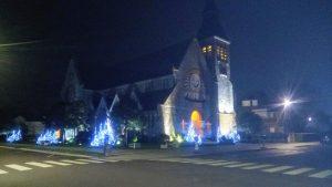 St. Joan of Arc Catholic Church at Le Touquet-Paris-Plage
