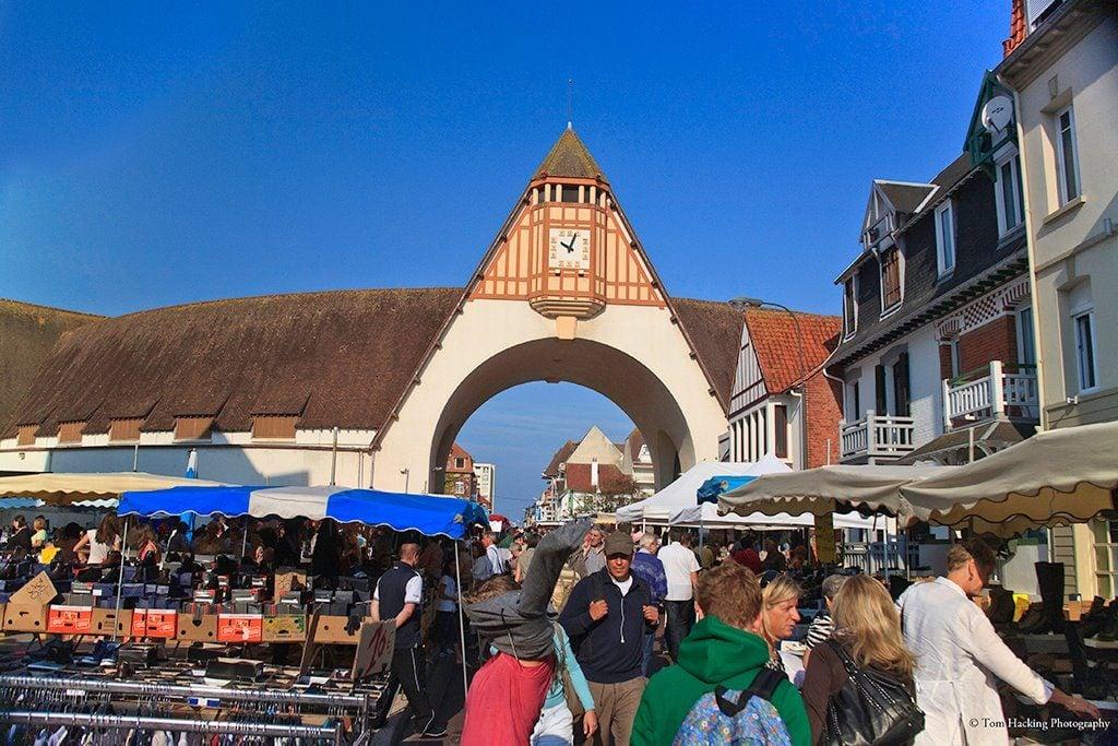 Le Touquet Market