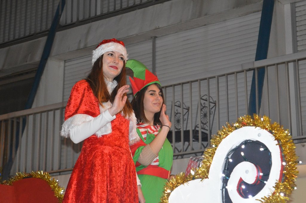 Le Touquet Christmas Parade