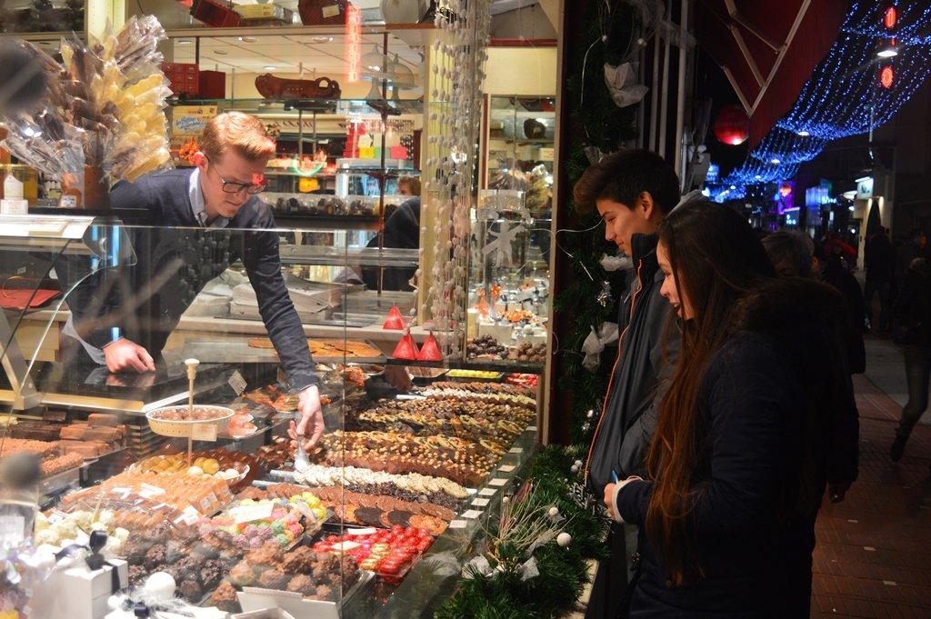 Le Touquet Christmas Shopping
