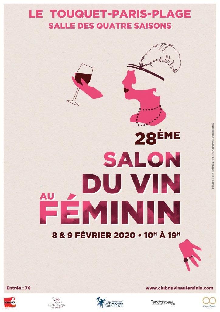 28ème Salon du vin au féminin - Le Touquet Paris-Plage