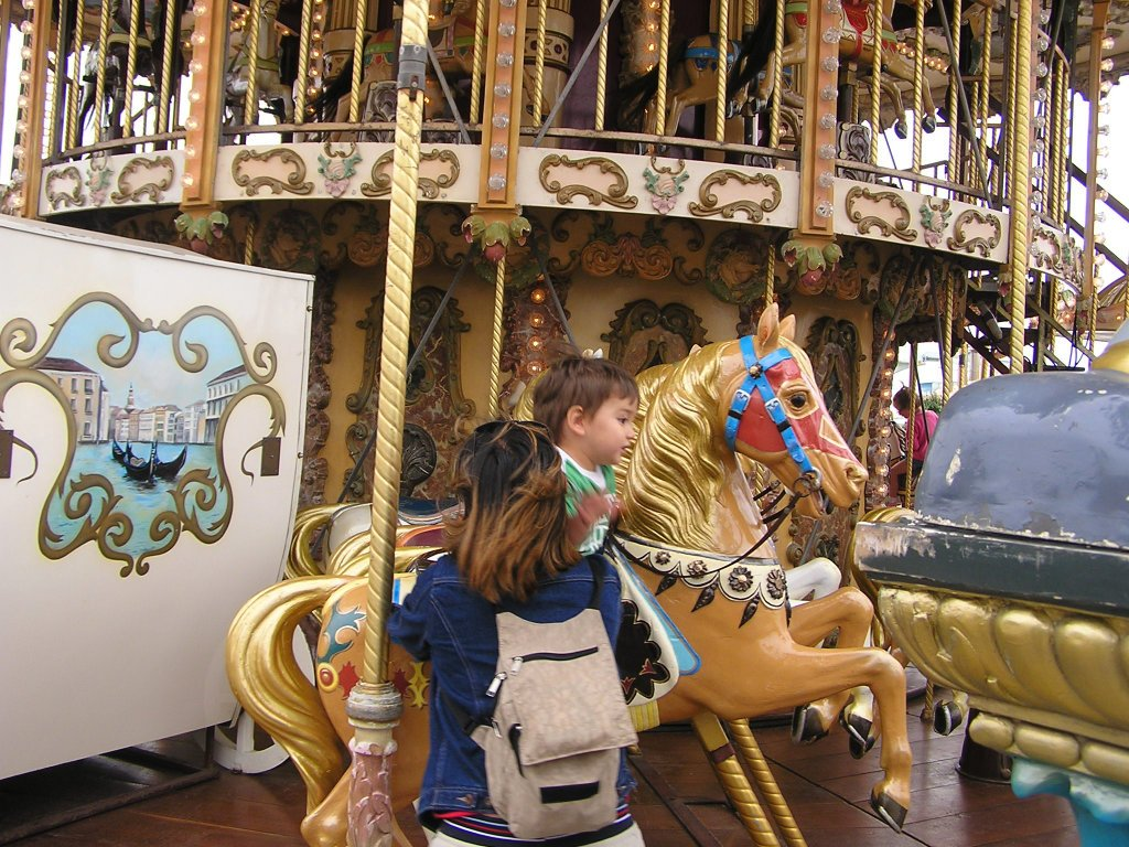 Le Touquet Merry Go Around