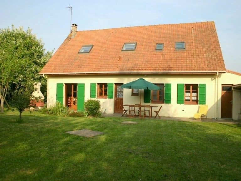 St Josse Farmhouse - Le Touquet