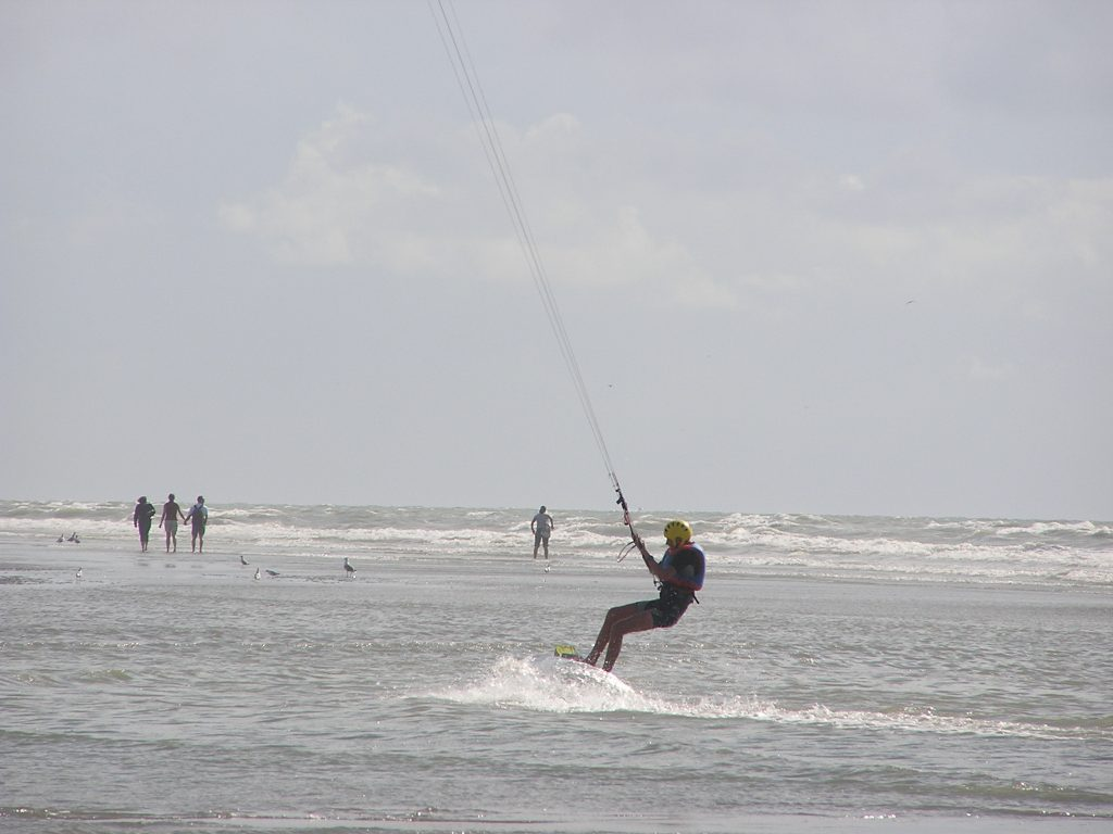 Le Touquet Kite Surfing
