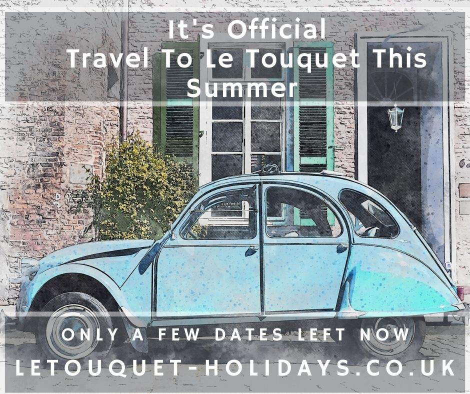 It's Official Travel To Le Touquet This Summer