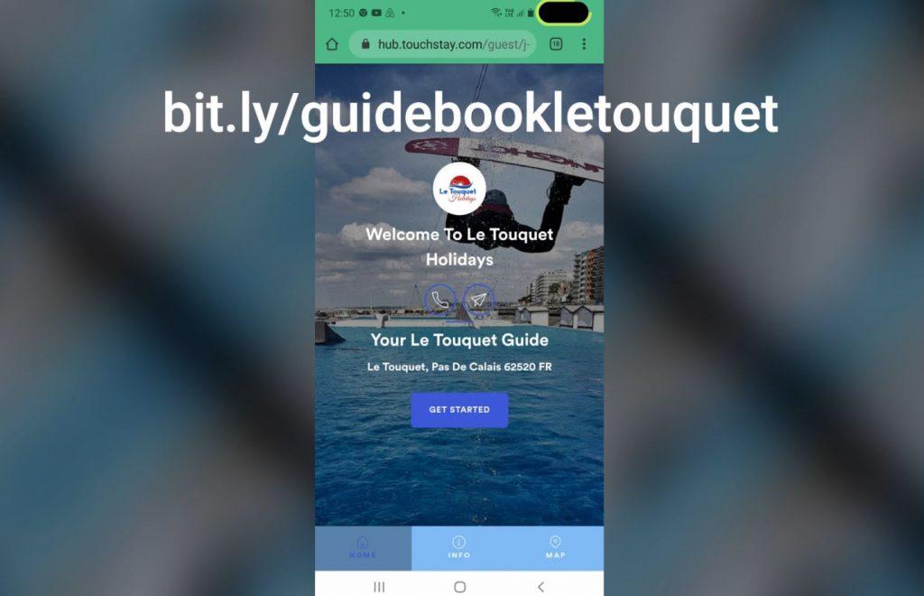 Le Touquet Parsi Plage Guide Book