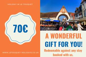 Le Touquet Holiday Voucher